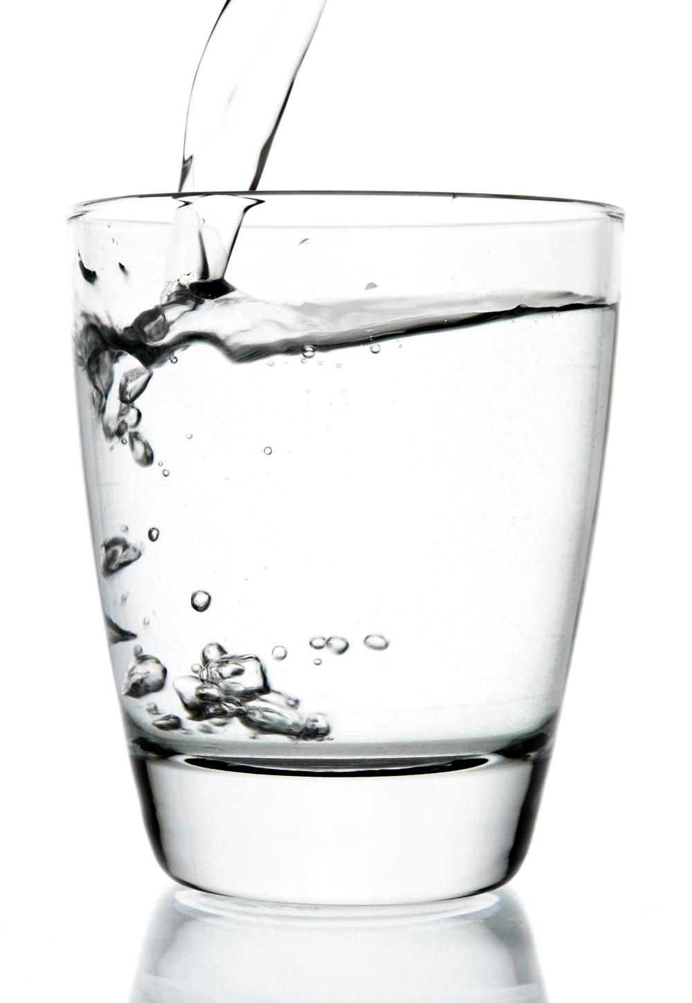 How to improve your skin with a glass of water.
