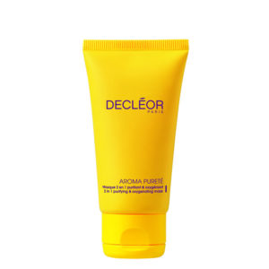 Decleor 2 in 1 Purifying and Oxygenating Mask