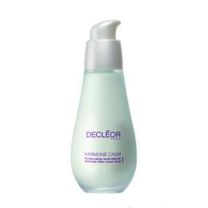 decleor harmonie calm delicate milky cream fluid