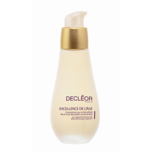 decleor neck and decollete concentrate
