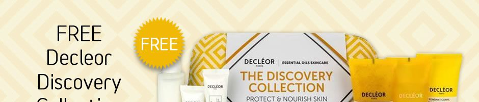 Free Decleor Discovery Collection