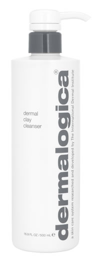 Dermalogica Dermal Clay Cleanser 500ml available from Pure Beauty Online