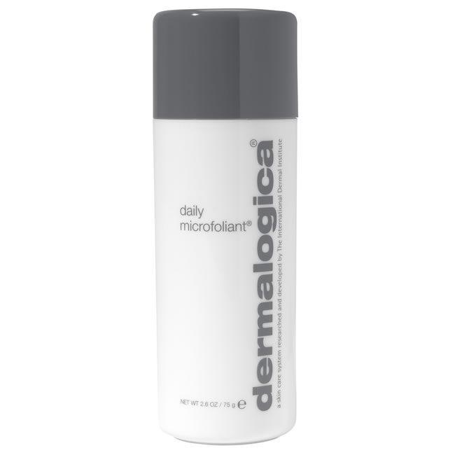 Dermalogica Daily Microfoliant Ingredient List