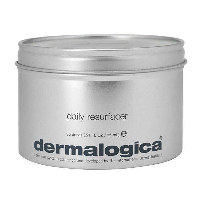 Dermalogica Daily Resurfacer Ingredient List