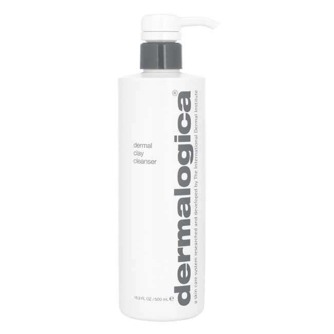 Dermalogica Dermal Clay Cleanser Ingredient List