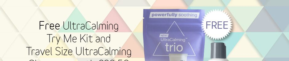 Free! Dermalogica UltraCalming Try Me Kit and Travel Size Cleanser