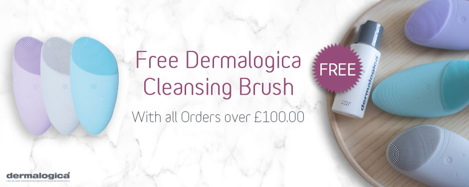 Dermalogica 2020 Free Cleansing Brush