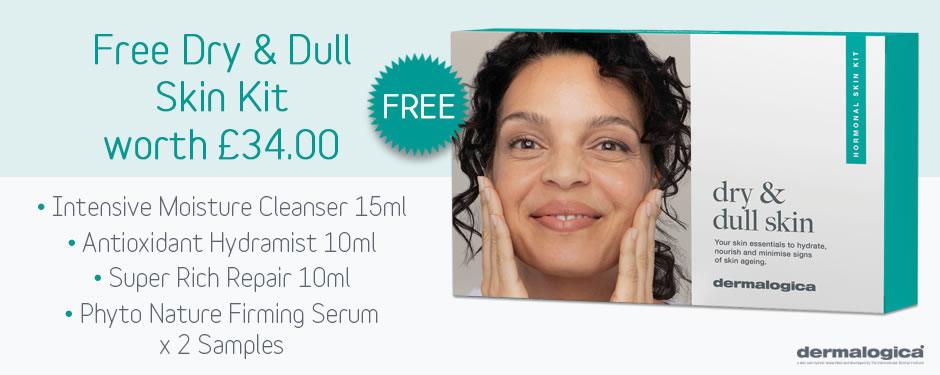 Dermalogica 2020 Hormone Dry Dull Kit