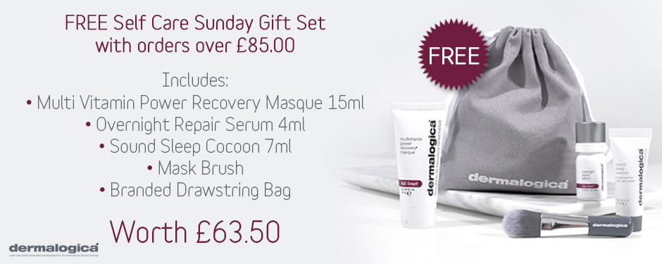 Dermalogica Self Care Sunday Gift Set