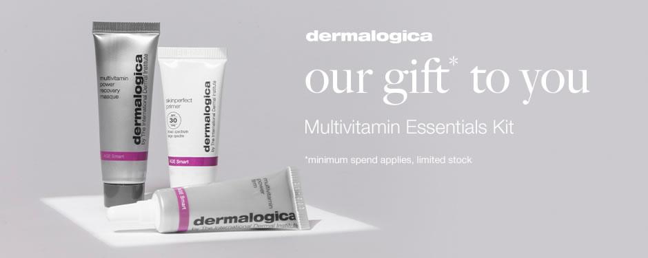 Dermalogica Multivitamin Essentials Kit