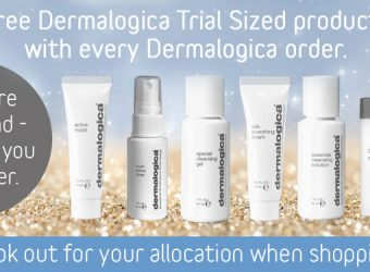 FREE! Dermalogica Trial Sizes with All Dermalogica Orders