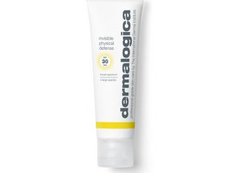 New Dermalogica Invisible Physical Defence SPF30