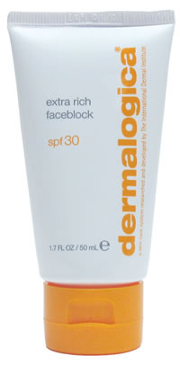 Dermalogica Extra Rich Faceblock available from Pure Beauty Online