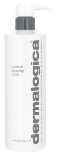 Dermalogica Essential Cleansing Solution 500ml available from Pure Beauty Online