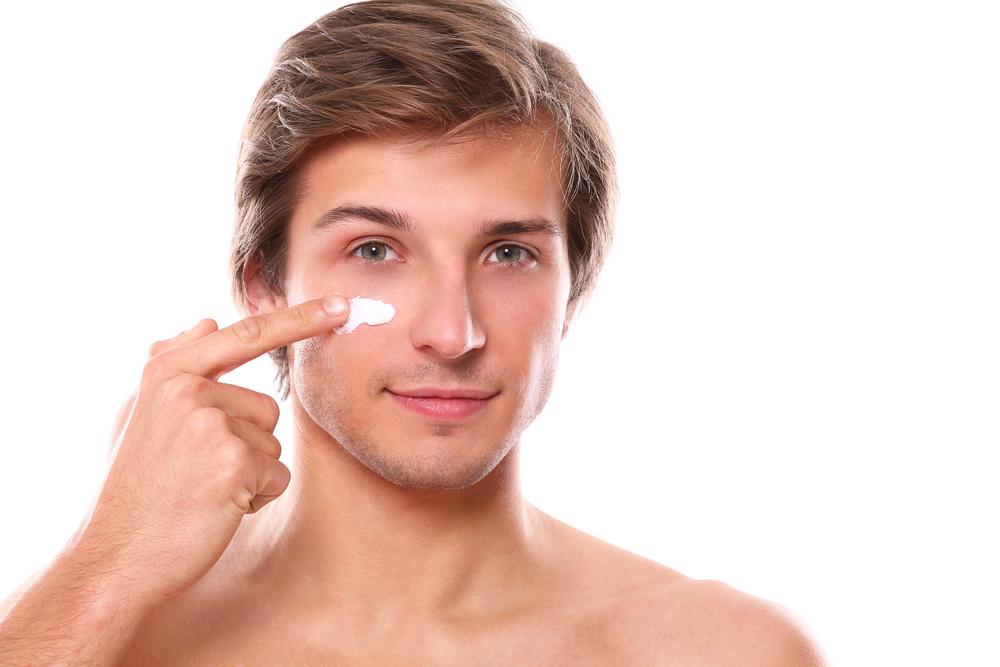 Winter skincare regime for men