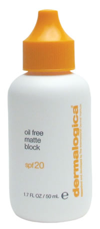Dermalogica Oil Free Matte Block available from Pure Beauty Online
