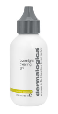 Dermalogica Overnight Clearing Gel available from Pure Beauty Online