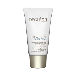 Decleor Hydra Floral White Petal Skin Perfecting Sleeping Mask