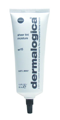 Dermalogica Sheer Tint Moisture SPF 15 Medium available from Pure Beauty Online
