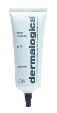 Dermalogica Sheer Moisture SPF15 available from Pure Beauty Online