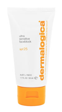 Dermalogica Ultra Sensitive Faceblock available from Pure Beauty Online