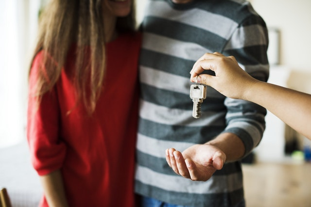 Getting your first home in shape